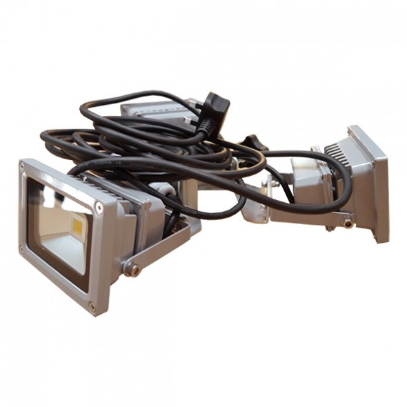 3 Way Mains LED Gazebo Lighting Kit