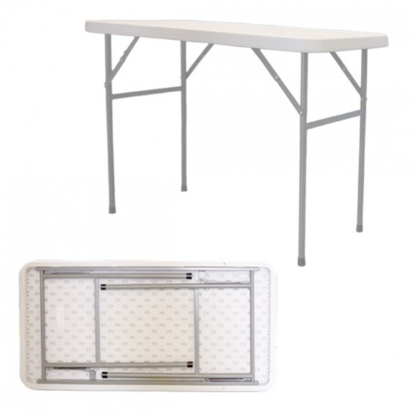 Flatpack and Foldable Tables (available in: 4ft, 5ft, 6ft)